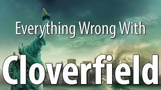 """Continuing """"giant monster"""" week in honor of Godzilla, today we take a look at the sins of Cloverfield, a movie that may be remembered more for its marketing ..."""