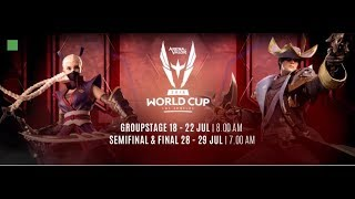 AOV World Cup (AWC) Group Stage Day 1 - Garena AOV