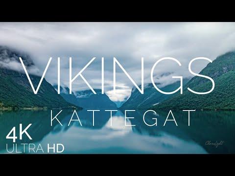 Download Vikings 4K - Kattegat & Music (Part 1) - Norway