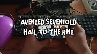 Avenged Sevenfold - Hail To The King (Real Drum Cover)