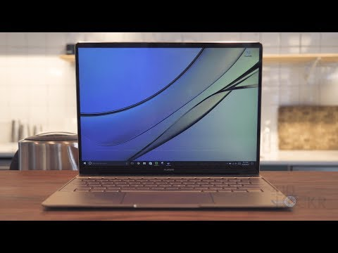 Matebook X Review: A Macbook for Windows?