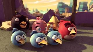 Angry Birds: The 4-D Experience ® | Trailer