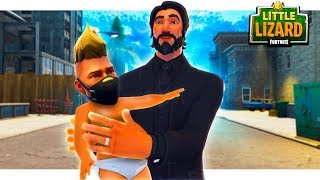 JOHN WICK ADOPTS DRIFT!! FORTNITE SHORT FILMS