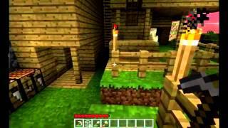 Minecraft Lost World: Серия 5 - Новый друг, часть 4