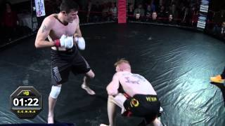 Combat Challenge West Midlands (Stoubridge): Craig Atkinson vs bobby mason