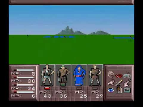 Drakkhen is a 3D role-playing video game.Much of the game is spent