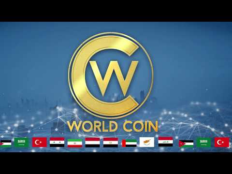 Welcome To World Coin - Middle Eastern Crypto Currency
