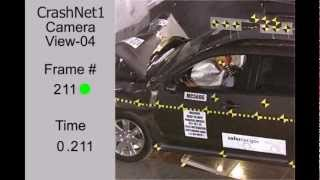 Mitsubishi Outlander | 2012 | Frontal Crash Test By Nhtsa | Crashnet1