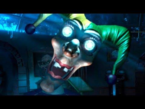 5 ночей в музеи! хоррор игра про клоунов! 5 ночей с клоунами! Zoolax Nights! новый фнаф