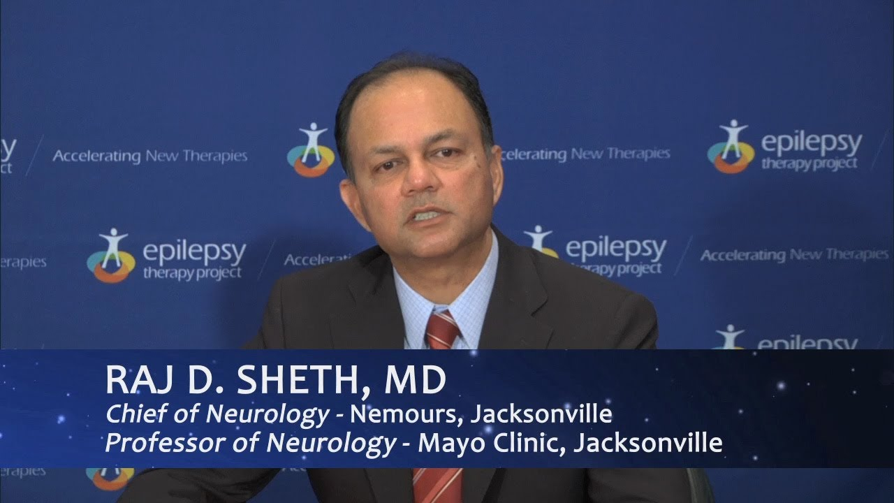 Epilepsy Therapy Project Presents: Lennox-Gastaut Syndrome Roundtable - Dr   Raj Sheth