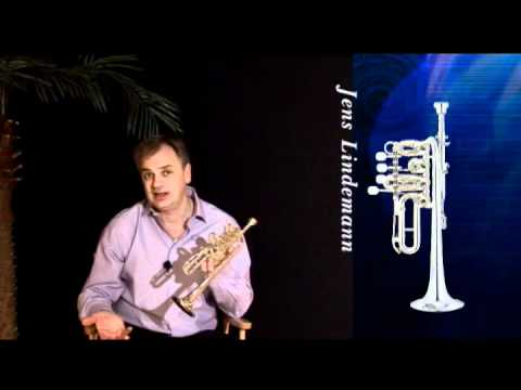 Yamaha Piccolo Trumpet YTR-988 with Jens Lindemann