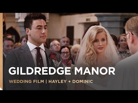 Gildredge Manor | Hayley & Dominic's Wedding Film | East Sussex Wedding Videographer