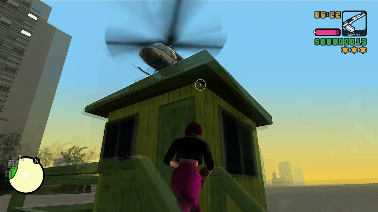 Download Playing GTA Vice City Stories as a Mercedes Cortez