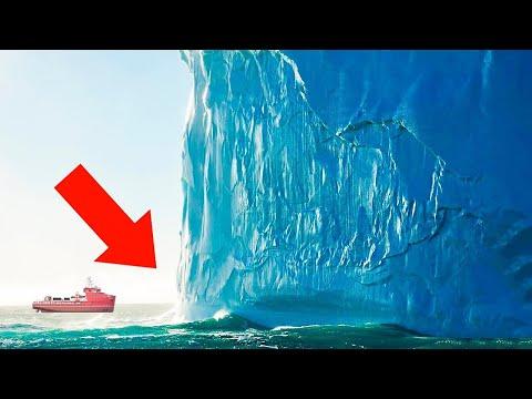Почему Никому не Разрешено Проводить Исследования в Антарктике?