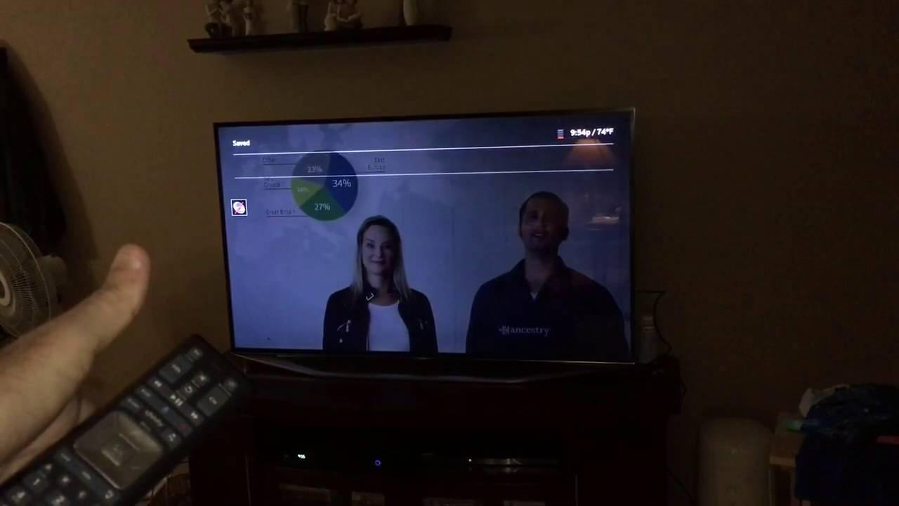 Comcast Xfinity X1 Cable Box Lag