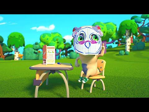 Бобр добр - Четыре яблока - серия 67 | Новые весёлые Мультики для детей
