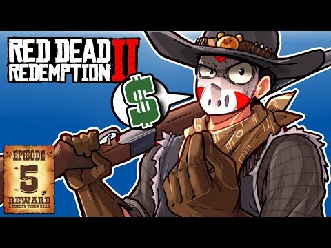 MINI GAMES & DEBT COLLECTING! - RED DEAD REDEMPTION 2 - Ep. 5!