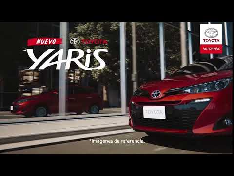 Descubre el tablero TFT del Nuevo Toyota Yaris. #SomosGeneraciónY