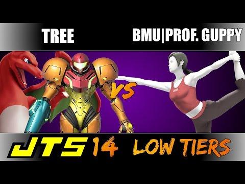 JTS 14 Low Tiers Tree (Charizard, Samus) vs BMU Professor Guppy (Wii Fit Trainer) Losers Semifinals