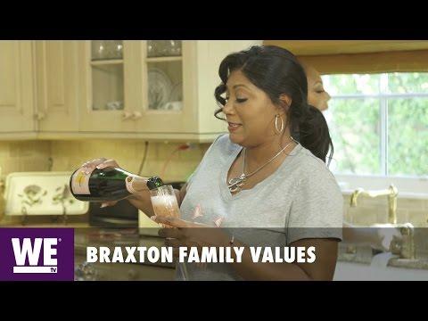 Braxton Family Values | Chick Fil-A at Fashion Shows... No No No! | Season 5