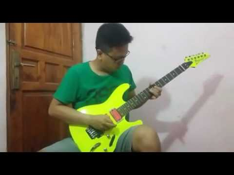 Dream Theatre - Spirit carries on (solo cover)