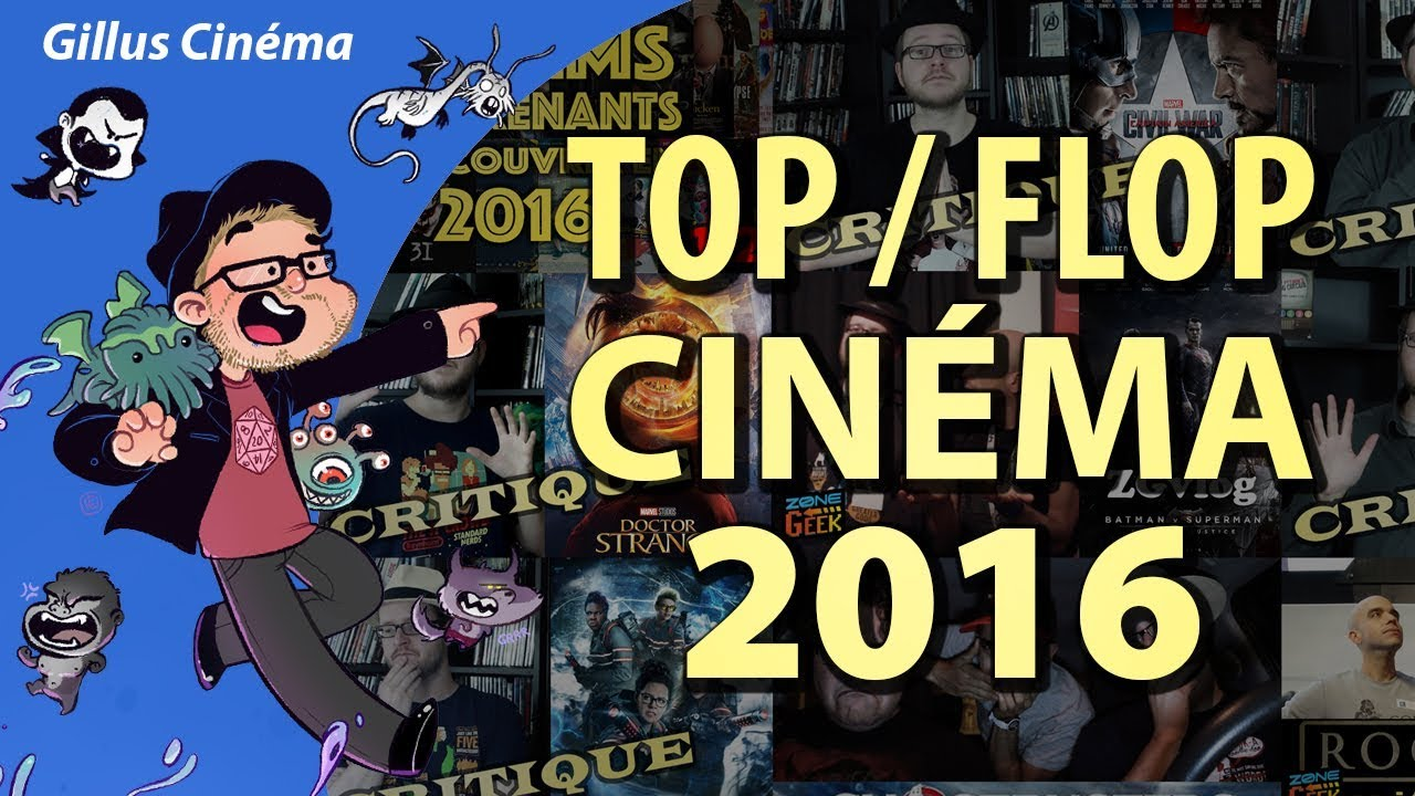 top des meilleurs films de 2016 youtube. Black Bedroom Furniture Sets. Home Design Ideas