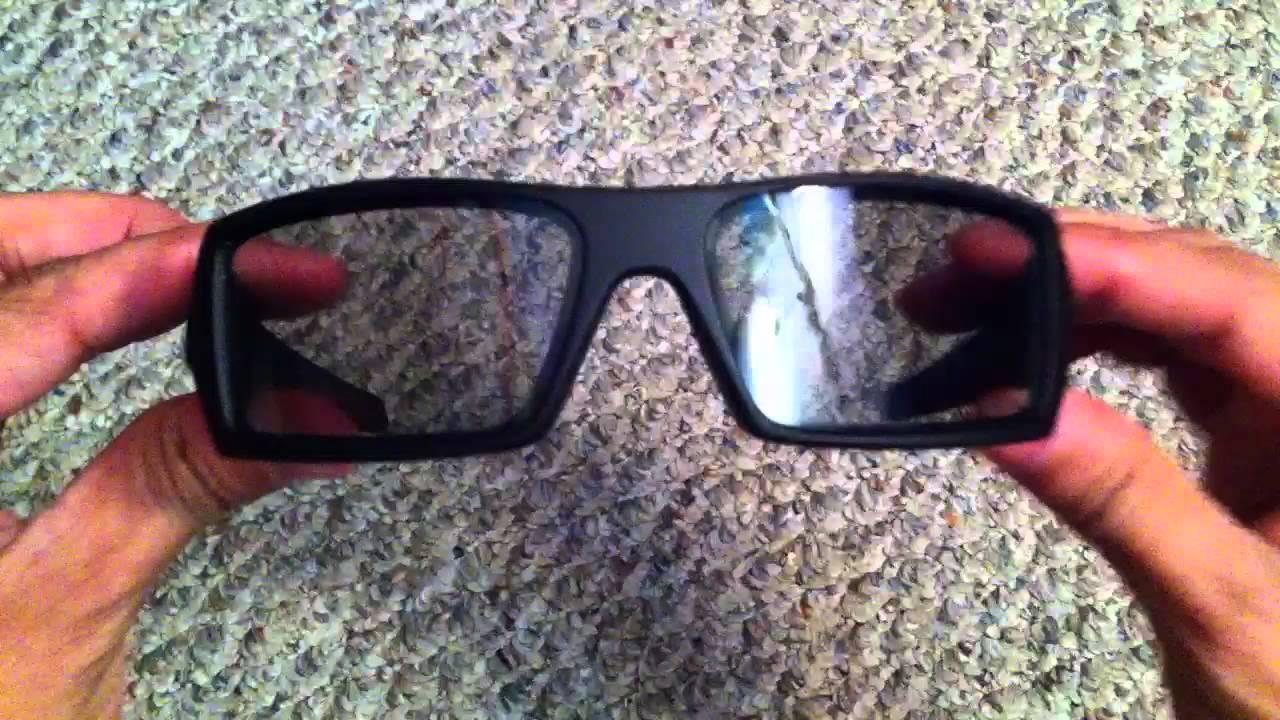 700e56d3908 Oakley Transformers 3D Gascan - YouTube