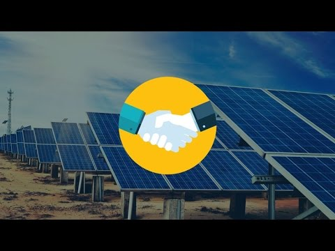 How to get a job in the solar industry