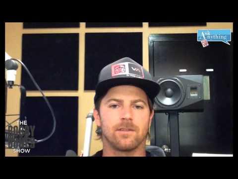Kip Moore Interactive Chat w/ Bobby Bones  - AskAnythingChat