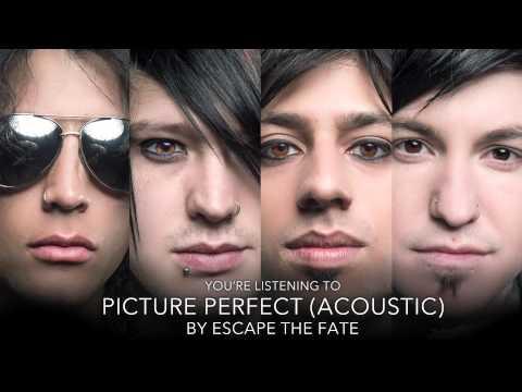 Escape the Fate - Picture Perfect (Acoustic Version) (Audio Stream)