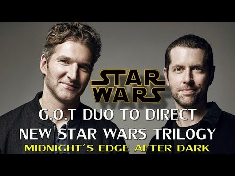 New Star Wars Trilogy from GOT Duo