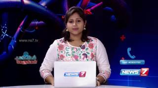 How to get rid of alcoholism with Dr Anandan 2/4 | Doctoridam Kelungal | News7 Tamil