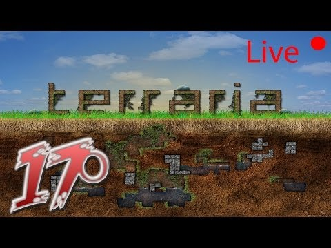Terraria 1.2 Detonado / Gameplay - Episódio 17