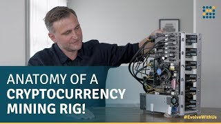 Anatomy of a Cryptocurrency Mining Rig / Genesis Mining #EvolveWithUs - The Series Episode 1