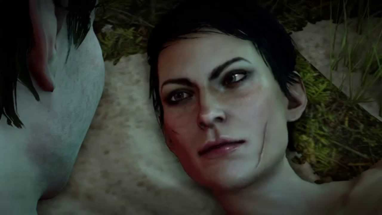 Dragon Age Inquisition Cassandra Love Scene