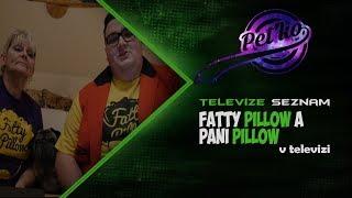 Fatty a Pani Pillow v televizi Seznam.CZ