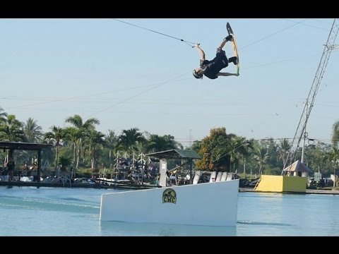 Wakeboarding CWB Welcomes JB ONeill