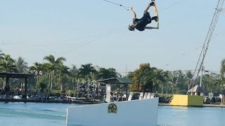 Wakeboarding: CWB Welcomes JB ONeill