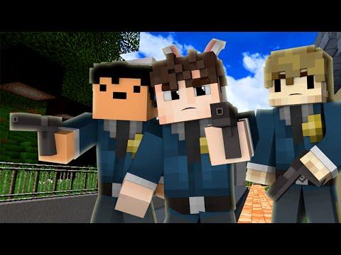 Yandere High School Drug Raid Minecraft Roleplay 69