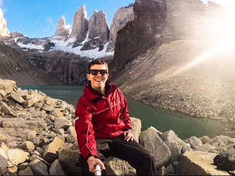 Backpacking Patagonia - Argentina and Chile