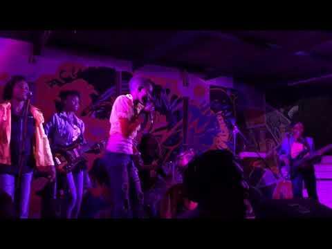 Krazy Colours short clip Afro Reggae