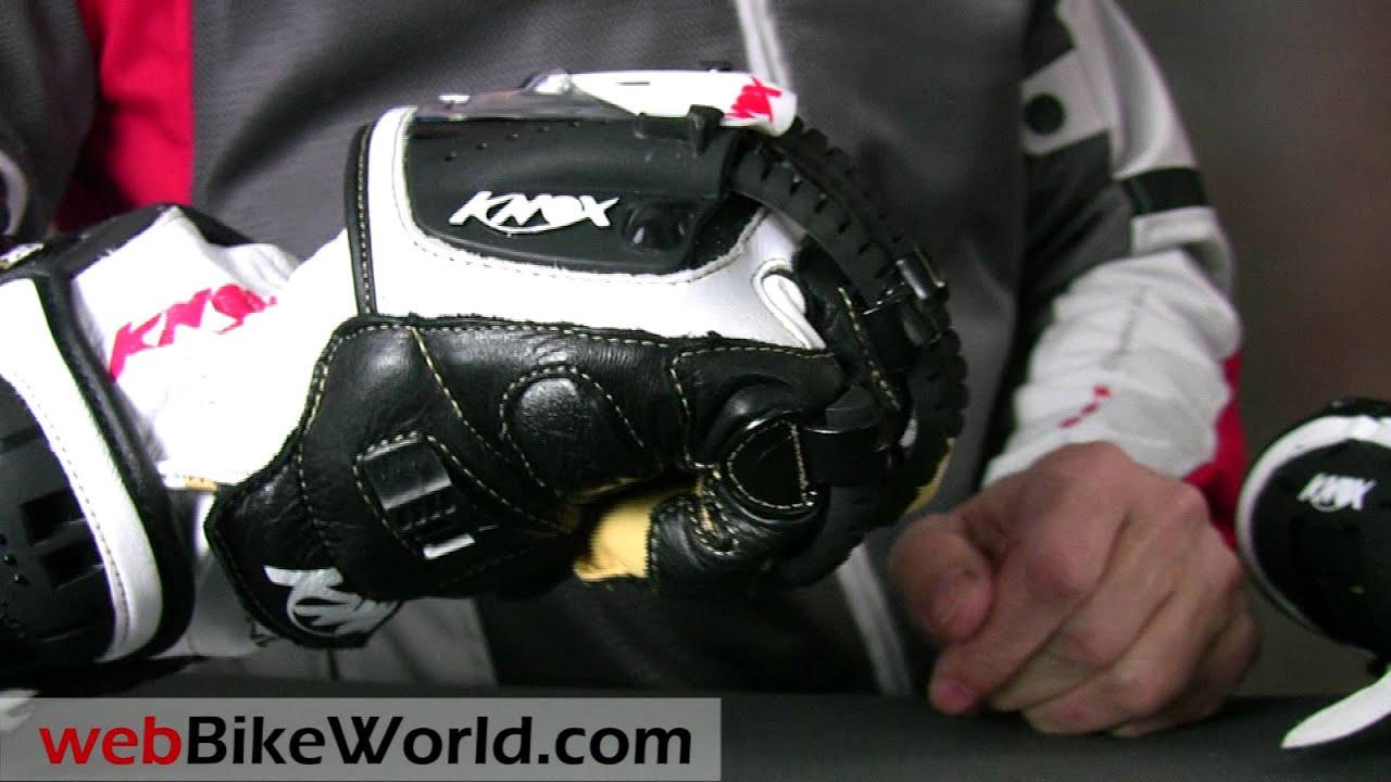 Motorcycle gloves exoskeleton - Motorcycle Gloves Exoskeleton 23