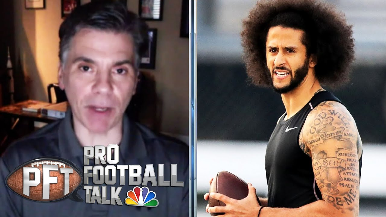 Florio: NFL trying to 'run out the clock' with Colin Kaepernick | Pro Football Talk | NBC Sports
