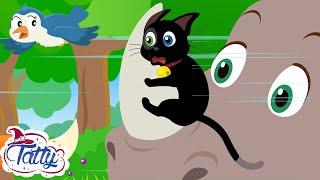 El Rugido del Dragón 🐲 Las Aventuras de Tatty y sus Amigos thumbnail