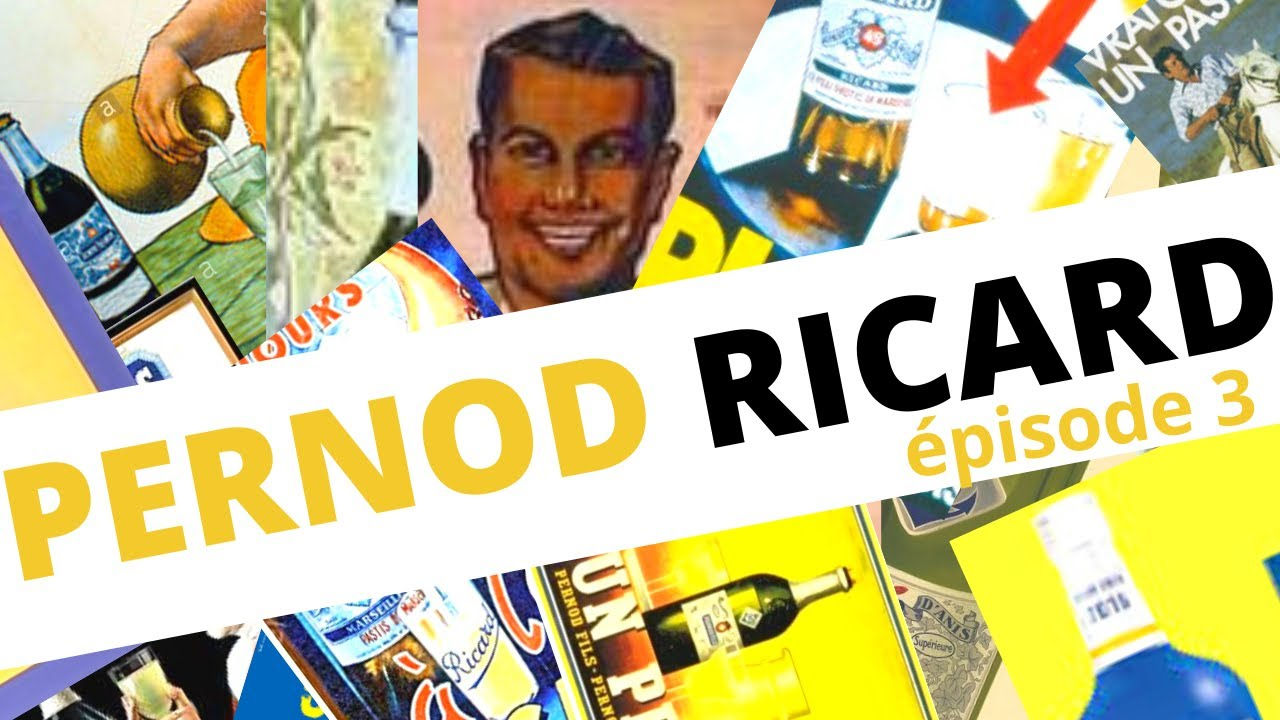 SAGAS DES MARQUES: PERNOD RICARD, épisode 3 : L'empire du pastis