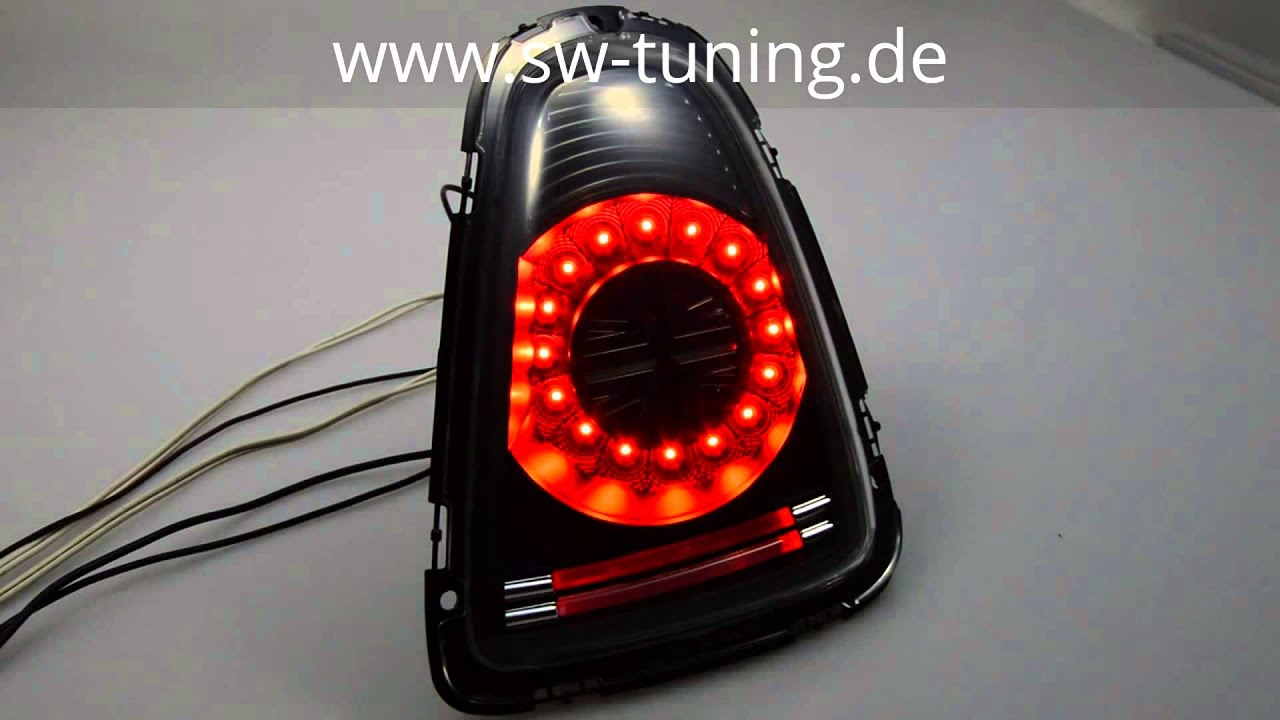 Led R 252 Ckleuchten Mini Cooper One R56 R57 Cabrio 06 10