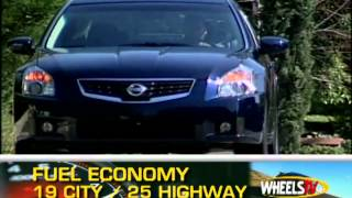 2008 Nissan Maxima Overview