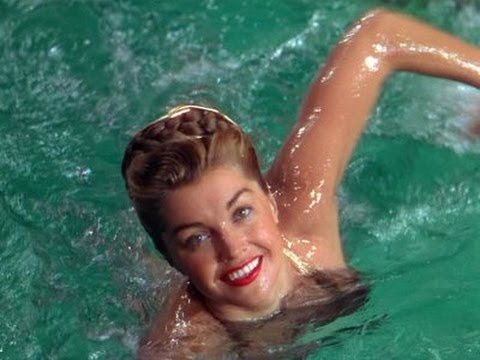 Actress Esther Williams on The Stuph File Program
