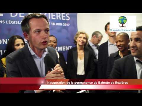 Babette de Rozières : son local de campagne vandalisé le jour de son inauguration