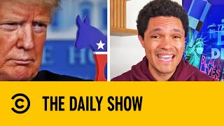 Trump Cancels Republican National Convention Due To Coronavirus | The Daily Show With Trevor Noah